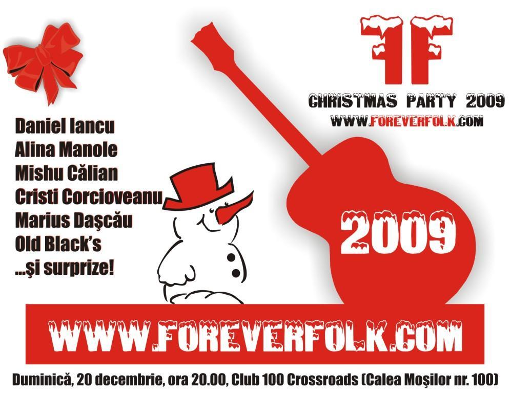 afis_FF_Christmas_2009_nou