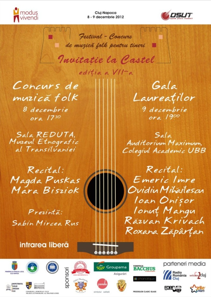 Invitație la castel 2012