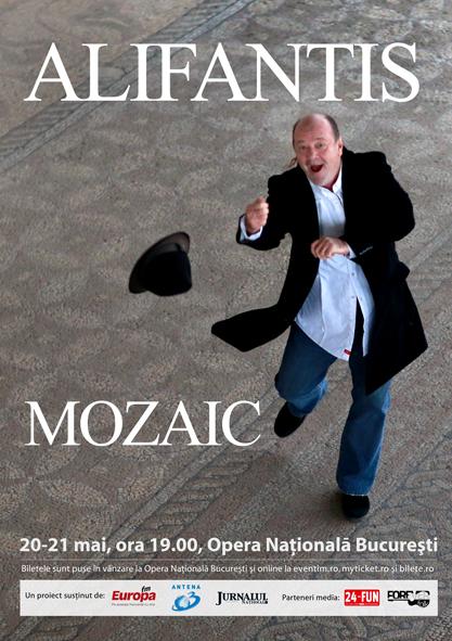 Afis Mozaic