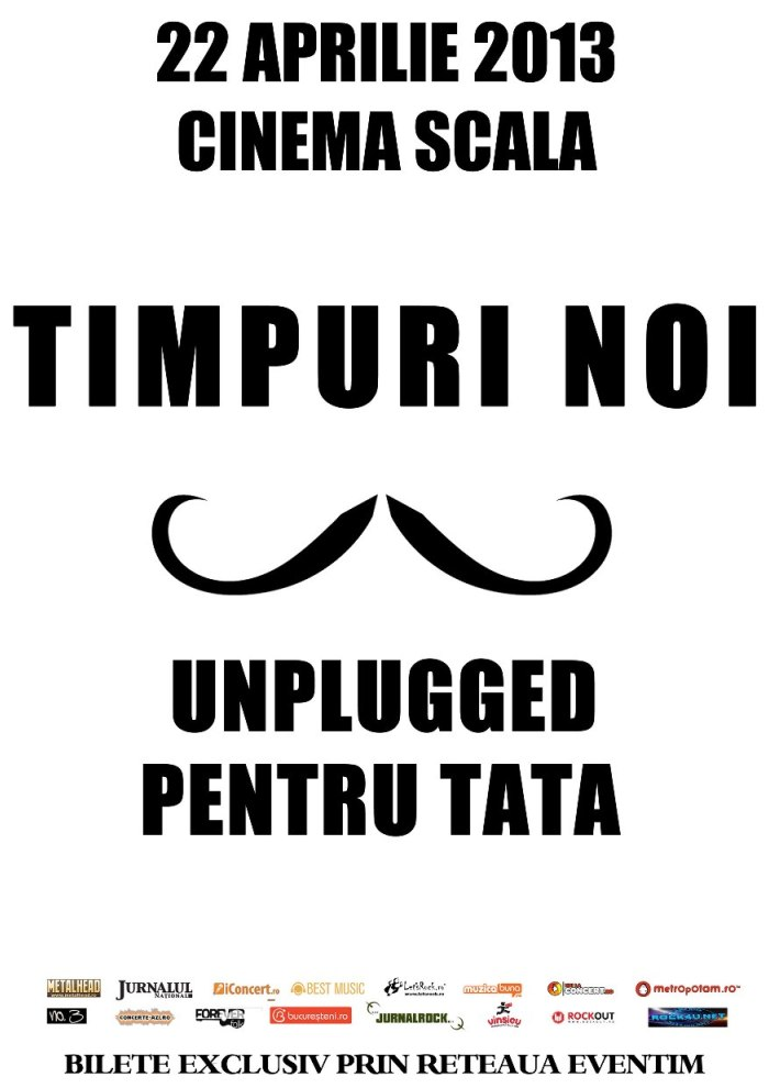 Timpuri Noi Unplugged