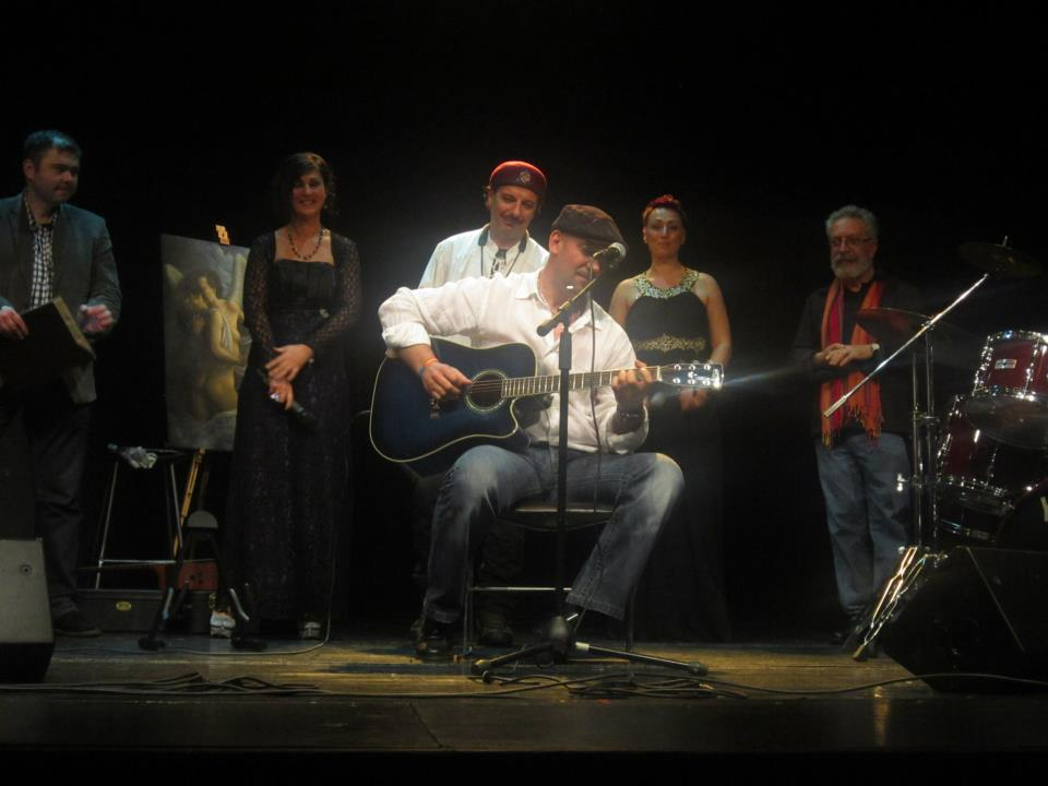 Liviu Nechita concert Milano