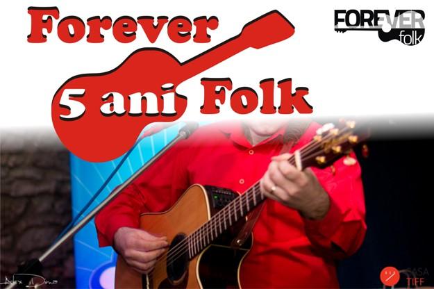 ForeverFolk 5 ani