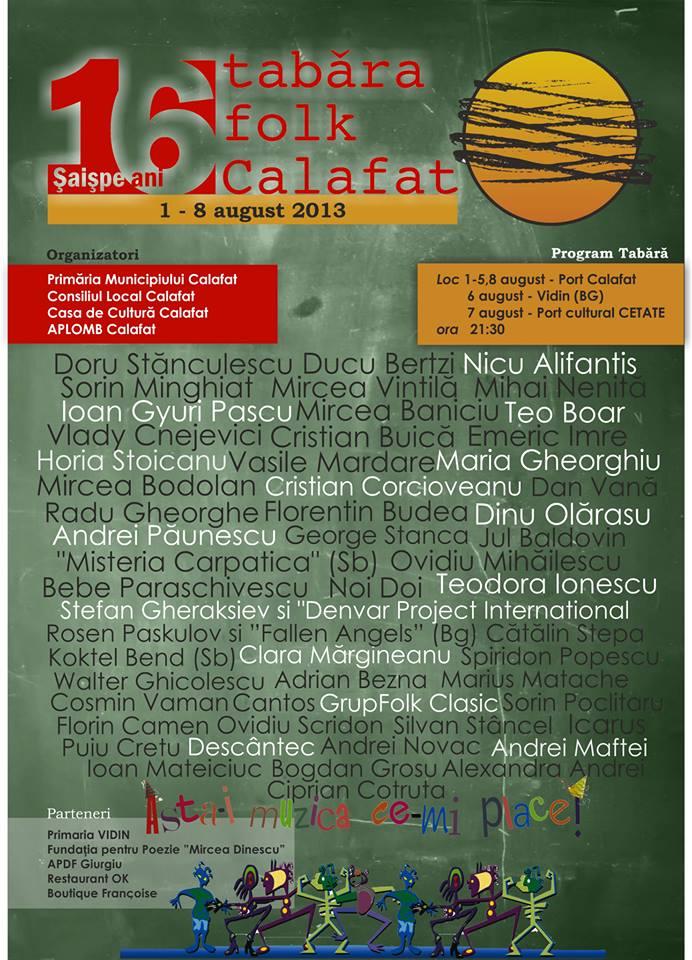 Calafat 2013