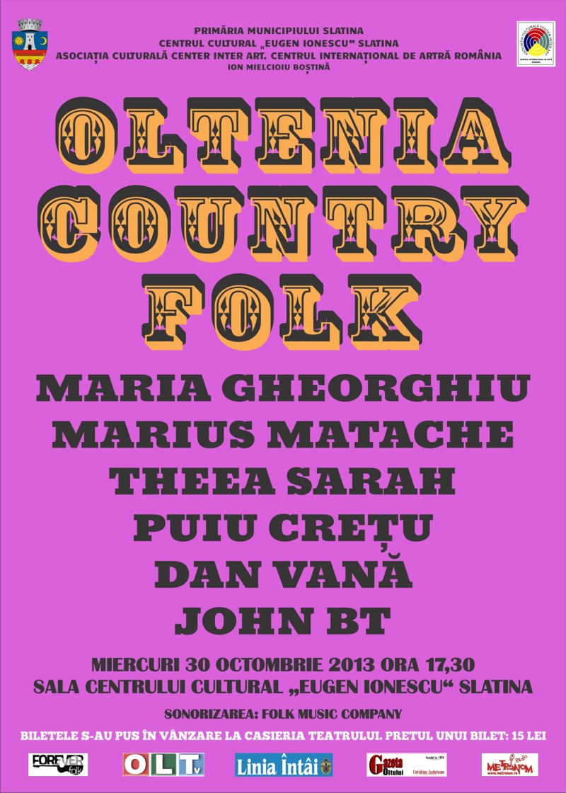 Oltenia Country Folk Slatina