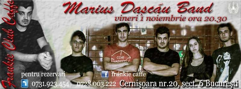 Marius Dascau Band