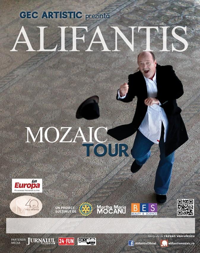 mozaic tour