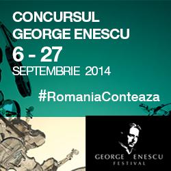 Concursul International George Enescu 2014