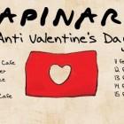 Anti-Valentine's agenda