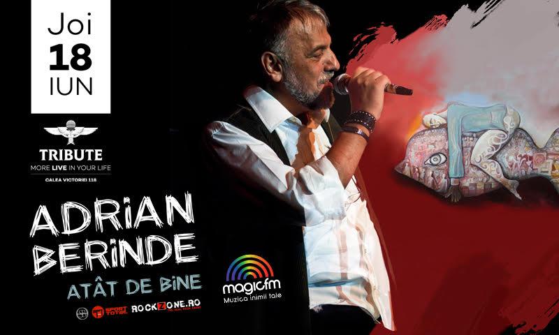 concerte folk atât de bine Adrian Berinde