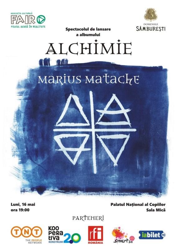 Poveștile Alchimiei concertele agenda
