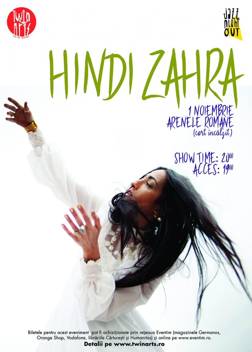 Hindi Zahra stand up