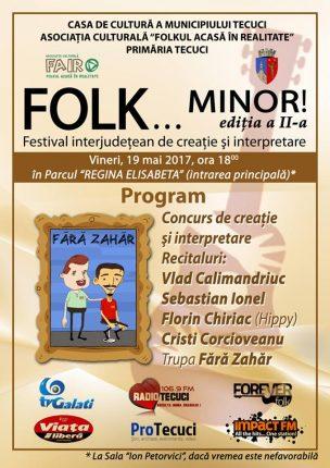 Folk Minor Fest 2017 agenda