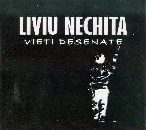 Liviu Nechita Vieti desenate coperta