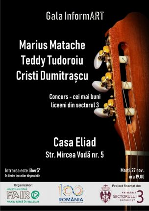 Casa Eliad InformART