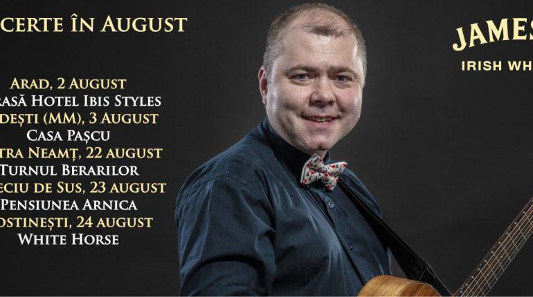 recomandările săptămânii marius matache august