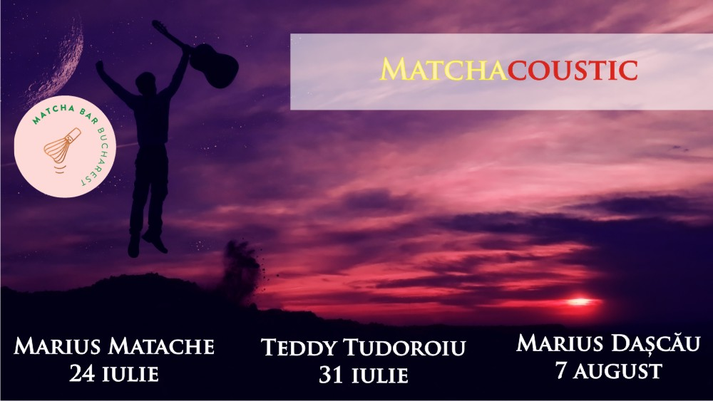 Matchacoustic