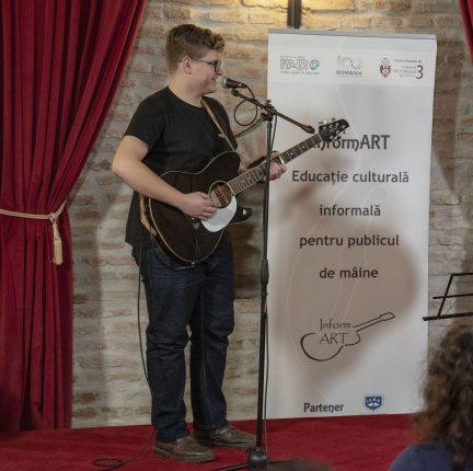 Matei Vasilescu Muzică de carantină